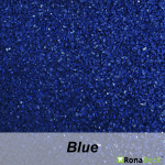 RonaDeck Rubber Granule Surfacing Blue