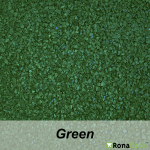 RonaDeck Rubber Granule Surfacing Green
