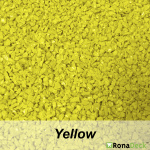 RonaDeck Rubber Granule Surfacing Yellow