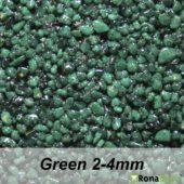 Ronadeck Stone Carpet Green 2-4mm