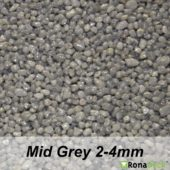 Ronadeck Stone Carpet Mid Grey 2-4mm