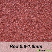 Ronadeck Stone Carpet Red 0.8-1.8mm
