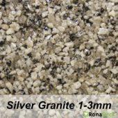 Ronadeck Stone Carpet Silver Granite 1-3mm