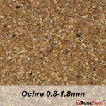 ronafloor stone carpet ochre 0.8-1.8mm