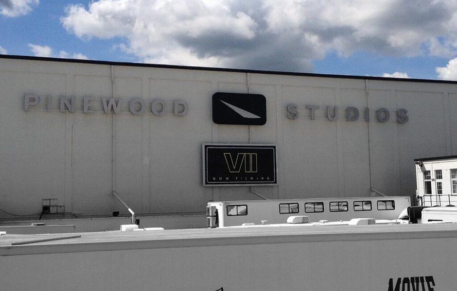 Ronacrete Pinewood Studios