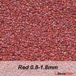 ronafloor stone carpet red 0.8-1.8mm