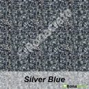 image of ronadeck resin bound surfacing silver blue
