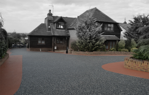 resin bound surfacing driveway whitstable